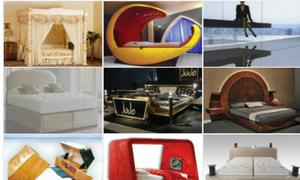 Tìm chiếc giường 6,3 triệu USD