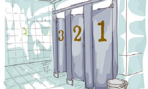 Cách chọn toilet công cộng tiết lộ bạn thông minh như thế nào