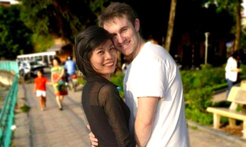 Ba lần vượt thử thách của cô đầu bếp Việt và chàng trai Mỹ