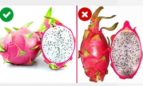 Sai lầm cần tránh để không mua phải hoa quả chín non