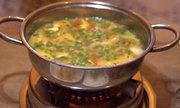Đổi món với lẩu sứa chua giòn, dễ làm