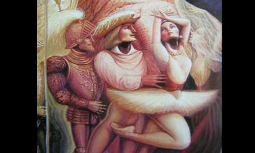 Biết ngay tâm hồn bạn trẻ trung hay già cỗi chỉ qua một bức tranh