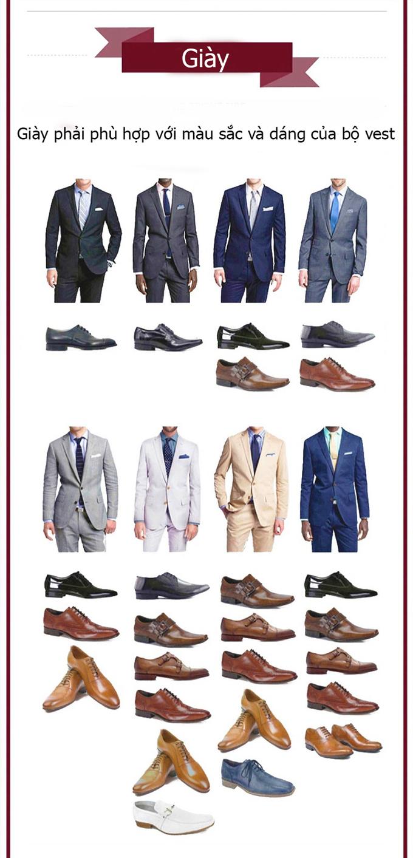 Những sai lầm cơ bản đàn ông hay mắc khi chọn trang phục