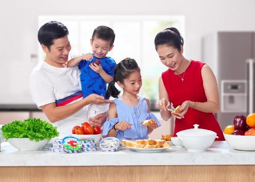 Bí quyết có bữa ăn nhẹ đơn giản, đủ dinh dưỡng của Ốc Thanh Vân