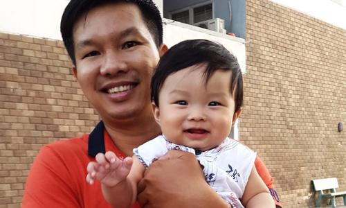 Ông bố Sài Gòn dùng Binh pháp Tôn tử để dỗ con ăn