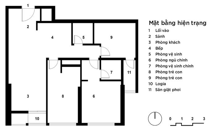 Tiện ích kiểu Nhật trong căn hộ Hà Nội