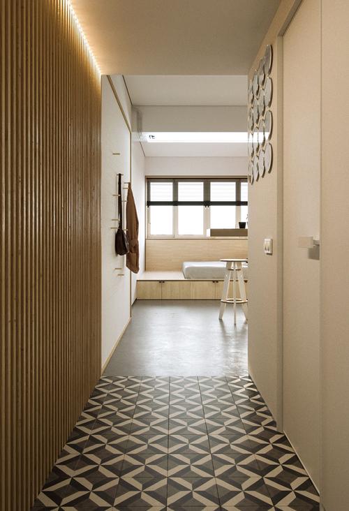 Căn hộ 23 m2 đủ mọi chức năng mà vẫn gọn