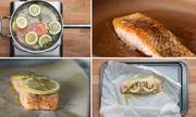 4 cách nấu cá hồi cực ngon và đơn giản