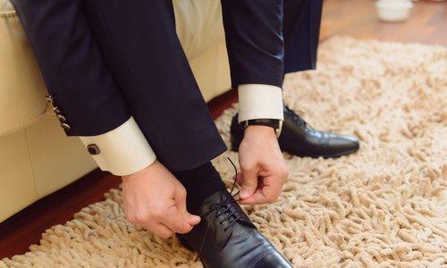 5 sai lầm cơ bản đàn ông hay mắc khi đi giày