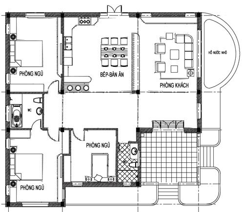 Cách xây nhà một tầng