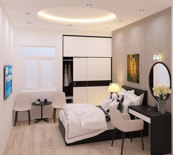 Tư vấn làm nhà 2,5 tầng ở Sài Gòn với 640 triệu