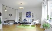 Căn hộ 44 m2 đủ tiện nghi mà vẫn rộng không tưởng