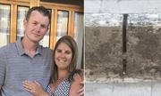 Đi du lịch, đôi vợ chồng tìm được chiếc nhẫn bị mất 9 năm trước