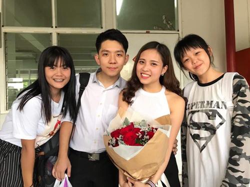Cô gái Việt nên duyên với thầy giáo Thái Lan nhờ lần lĩnh cả thùng nước