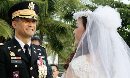 Chuyện tình sét đánh của chàng trung tá lục quân Mỹ gốc Việt - Ảnh minh hoạ 3