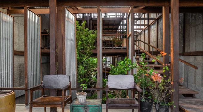 Căn nhà lợp tôn ở An Giang lên báo nước ngoài vì độc đáo