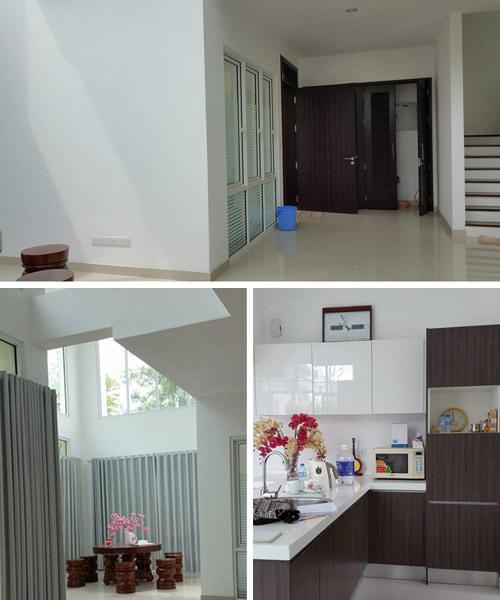 Gia chủ Hà Nội lấy cảm hứng sửa nhà từ khúc gỗ bạn tặng
