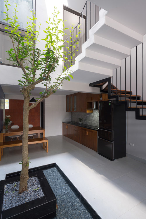 Chi 700 triệu, gia đình ở Hải Dương có nhà 3 tầng như mơ ước