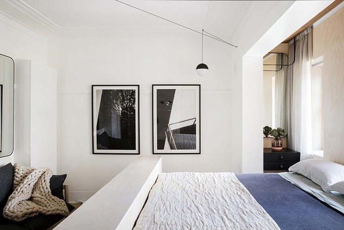 Căn hộ 22 m2 tận dụng mọi góc nhỏ