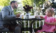 Buổi hẹn đầu của bố và con gái hút 15 triệu lượt xem