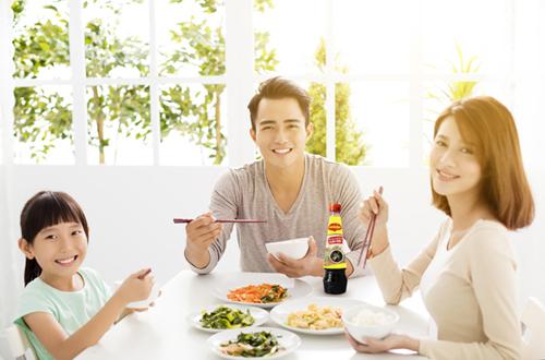 Maggi gắn bó với mỗi bữa ăn của gia đình Việt