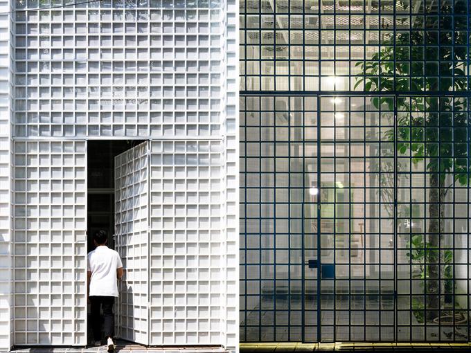 Nhà Sài Gòn 42 m2 như rộng gấp đôi nhờ dùng tông trắng