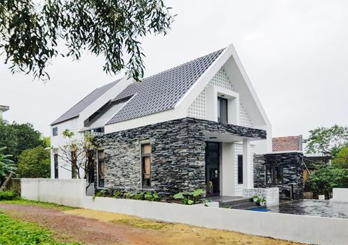 Những ngôi nhà gây bất với giá tiền xây dưới 800 triệu - 1