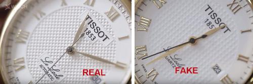 4 mẹo phân biệt đồng hồ thật hay hàng nhái - 1