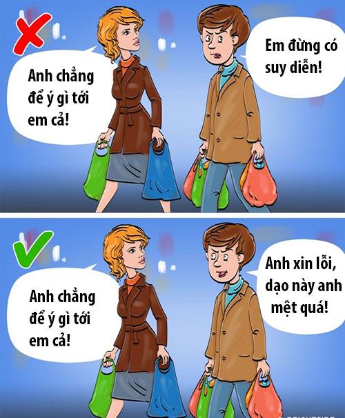 9 câu nói chứng tỏ chồng không còn yêu vợ nữa - 1