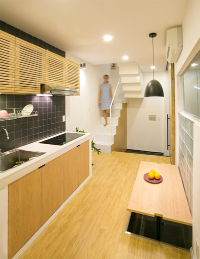 Những ngôi nhà Việt hơn 10 m2 lên báo nước ngoài - 1