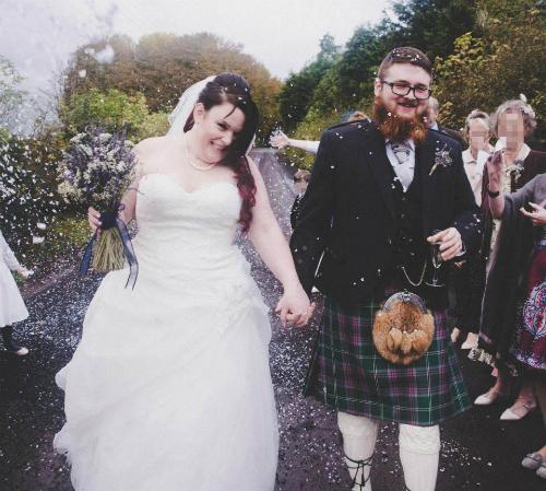Hôn nhân của Lisa và John chỉ kéo dài 13 ngày - Ảnh: The Sun