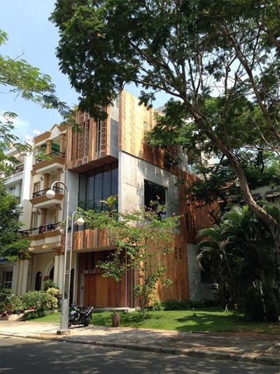 Những ngôi nhà vừa lạ vừa quen của KTS Nhật ở Việt Nam - 2