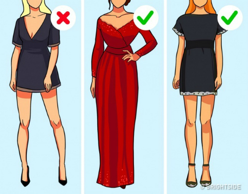 Những quy tắc mặc đồ lúc nào cũng sang trọng - 9