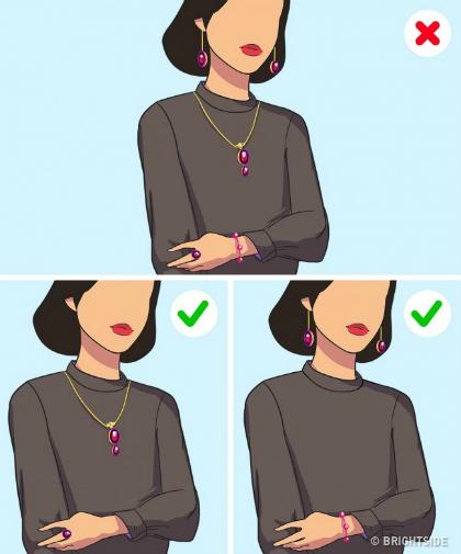 Những quy tắc mặc đồ lúc nào cũng sang trọng - 8