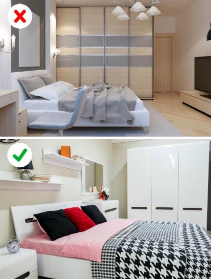 10 ý tưởng thiết kế căn hộ đã lỗi thời - 4