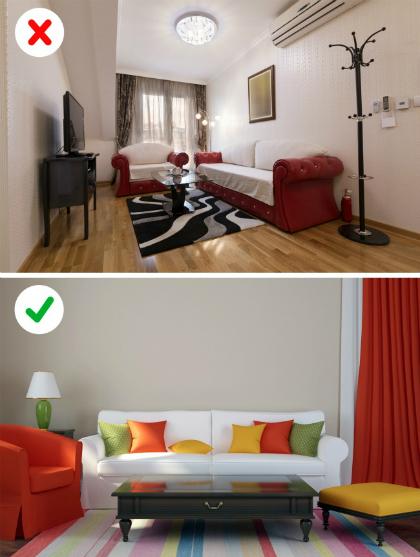 10 ý tưởng thiết kế căn hộ đã lỗi thời - 5