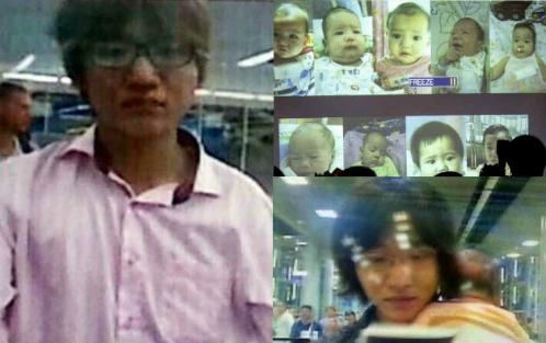 Mitsutoki Shigeta xuất hiện trên một loạt báo năm 2014 sau vụ tai tiếng nhờ một loạt phụ nữ Thái Lan mang thai hộ. Ảnh: The Nation.