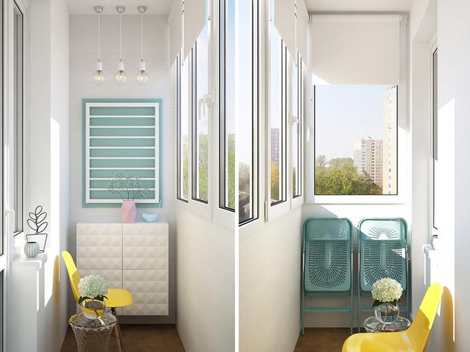 Căn hộ 42 m2 giấu nhiều không gian sau các bức vách