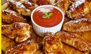 6 món ngon cho người đam mê cánh gà xuýt xoa không ngớt
