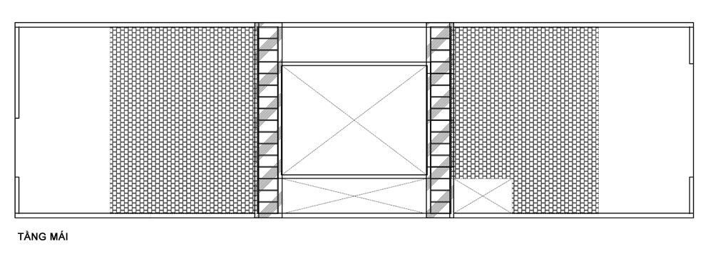 gach 15 1520998620 680x0 - Cuộc sống thư giãn trong ngôi nhà 'thủng mái' ở Long An