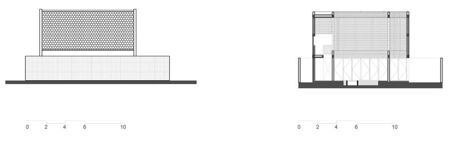 gach 17 1520998621 680x0 - Cuộc sống thư giãn trong ngôi nhà 'thủng mái' ở Long An