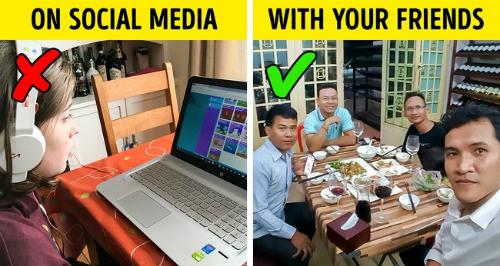 10 điều không nên chia sẻ lên mạng xã hội - 6