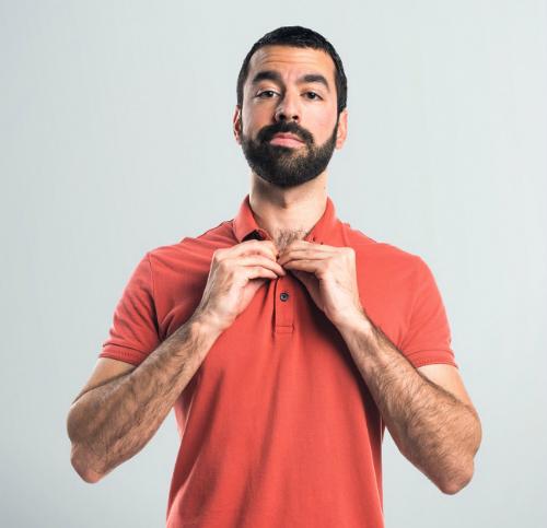 9 điểm bất thường phụ nữ thấy đàn ông hấp dẫn - 7