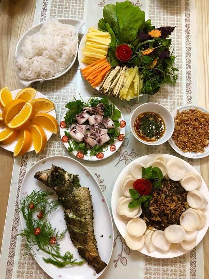 Món ngon của người vợ Hà Nội khiến chồng cũng muốn vào bếp