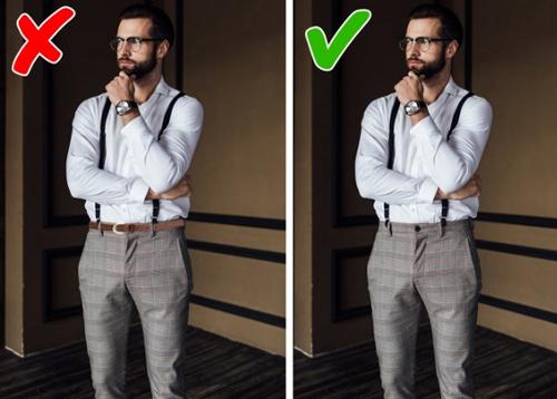 8 lỗi ăn mặc khiến nam giới trông kém sang - 3