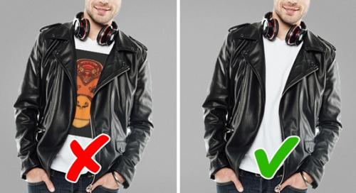8 lỗi ăn mặc khiến nam giới trông kém sang - 1