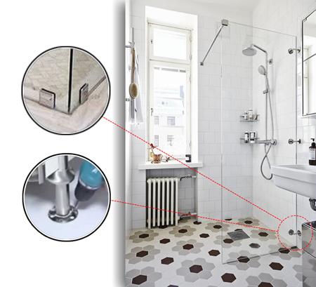 Các sai sót hay bị bỏ qua khiến WC thấm nước - 1