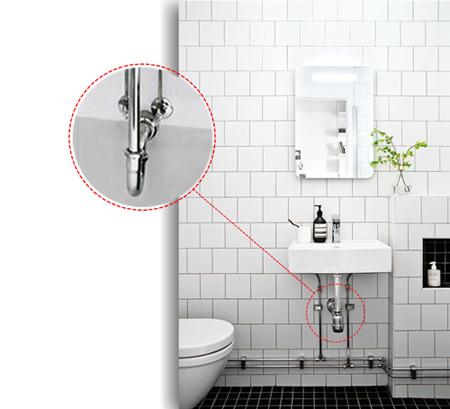 Các sai sót hay bị bỏ qua khiến WC thấm nước - 2