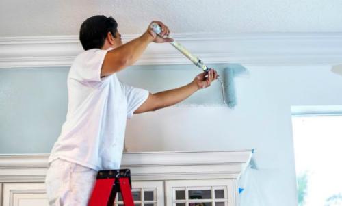 Sau khi được sơn sửa, các ngôi nhà thường tăng giá trị và thu hút khách mua hơn