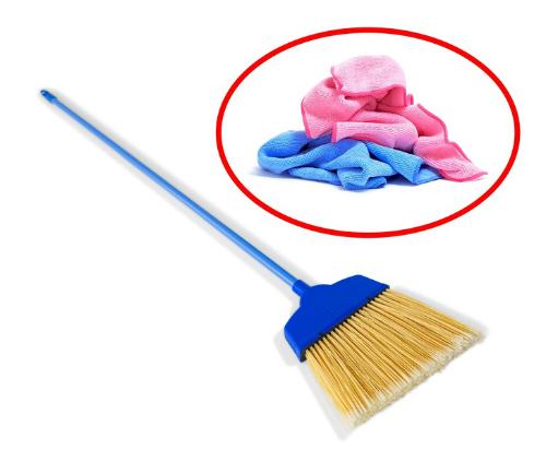 13 mẹo làm sạch đồ dùng đơn giản, hiệu quả - 5